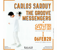 Event grid carlos sarduy   the groove messengers artte 6 feb 20 entradium
