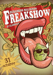Event freakshow post
