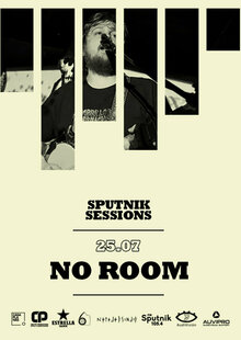 Sputnik Session - No Room en directo