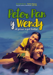 Event peter pan y wendy cartel calidad
