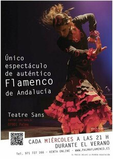 Event mini poster flamenco 2019 espa%c3%91olmodificado
