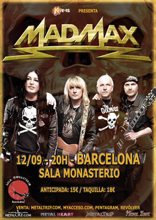 Event mad max bcn web