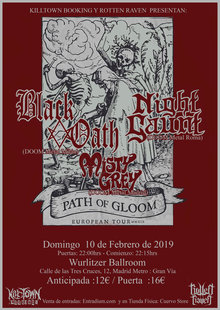 Event doom madrid a4