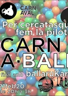 CERCATASQUES 2020 - CARNA/BALL