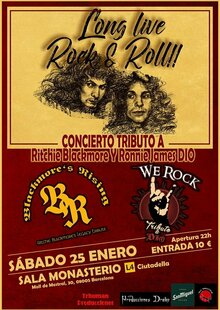 Blackmore's Rising + We Rock