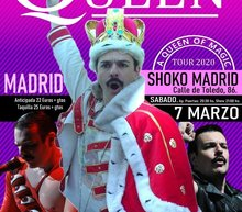 Event grid entradas tributo queen madrid