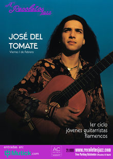 AC Recoletos Jazz: JOSE del TOMATE