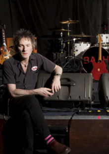 Tommy Stinson (Bash & Pop, The Replacements) · La Salvaje (Oviedo)