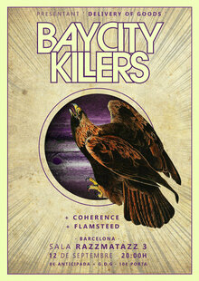 BAY CITY KILLERS presentan DELIVERY OF GOODS