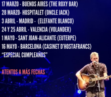 Event grid abril mayo tour