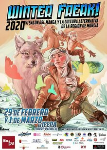 WINTER FREAK 2020 - 29 Febrero y 1 de Marzo 2020