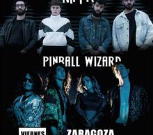 Event grid the niftys pinball wizard en zaragoza