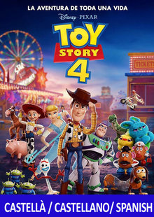 Event toy story entrad cast