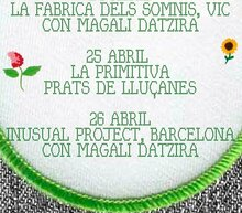 Event grid cartel gira bcn