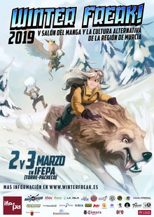 WINTER FREAK 2019 - 2 y 3 de Marzo 2019