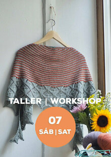 Event entradium taller chales lucia bcnknits