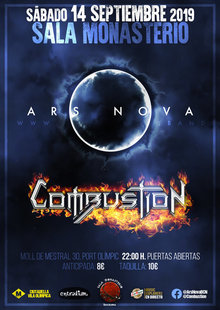 Event 2019 09   arsnova combustion