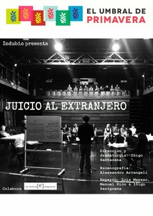 Event juicio entradium