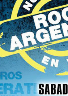 Event rock argentino