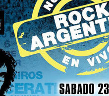 Event grid rock argentino