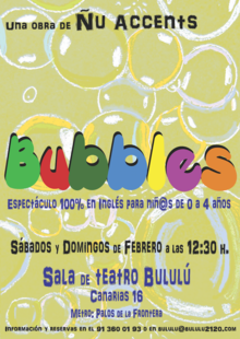 Event cartel bubbles copia
