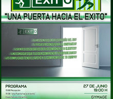 Event grid exit o cartel