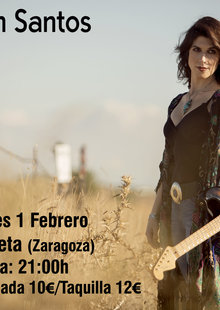 Event concieto zaragoza
