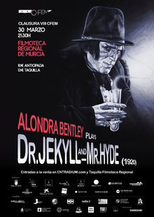 ALONDRA BENTLEY PLAYS DR. JEKYLL & MR. HYDE