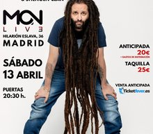 Event grid alborosie madrid sala mon 2019 abril entradas