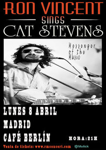 Event cat stevens cafe berlin