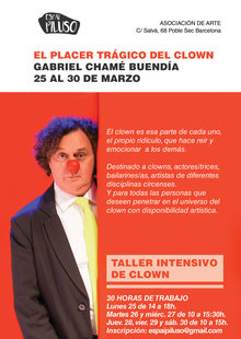 Event cartel talleres intensivos ii