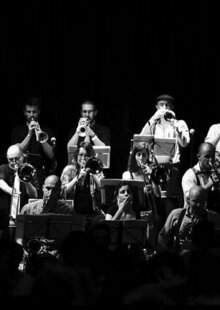 Event molino big band   cafe berlin   madrid