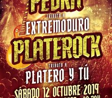 Event grid tributo a extremoduro y platero pedra platerock mon madrid 2019