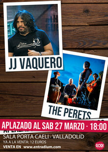 JJ VAQUERO Y THE PERETS