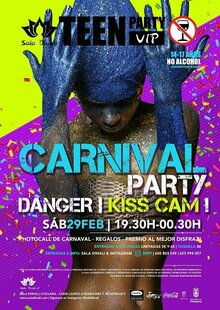CARNIVAL PARTY - TeenPartyVIP