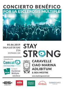 STAY STRONG CONCERT