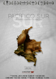Event poster pacificosur a4