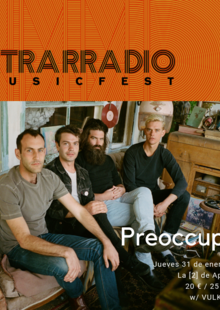 Event preoccupations promo insta