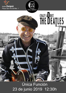 Event crazy about the beatles cartel 1