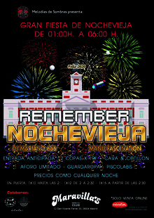 Nochevieja Remember 2019