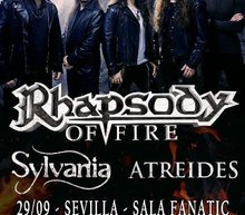Event grid rhapsody of fire sevilla