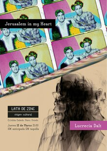 JERUSALEM IN MY HEART+LUCRECIA DALT