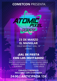 Event cartel atomic comet finalnow