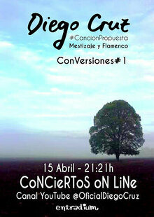Diego Cruz. ConVersiones#1.CoNCieRToS oN LiNe