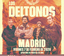 Event grid entradas deltonos madrid