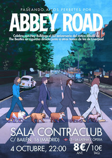 HEY BULLDOGS - 50 aniversario de Abbey Road en Madrid
