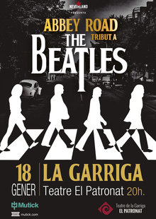 ABBEY ROAD - Tribut a The Beatles a La Garriga