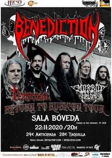 Event benediction en barcelona