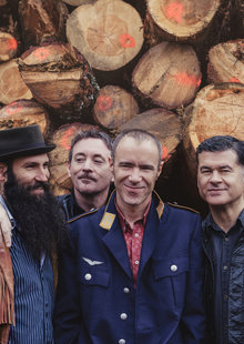 """American Roots Live""  TRACK DOGS Presentan ""The Ballad of 416"""