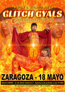 Event cartel zaragoza alta copia